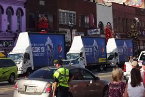 mobile billboards