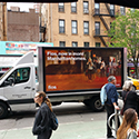 mobile billboards NYC
