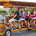 sponsored bicycle bar