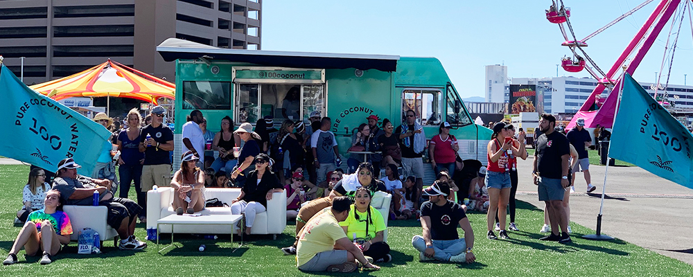 food truck campaign